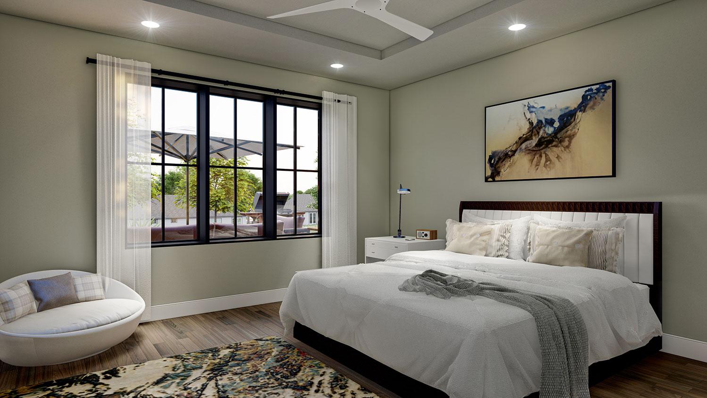 Siesta Hills Patio B Bedroom