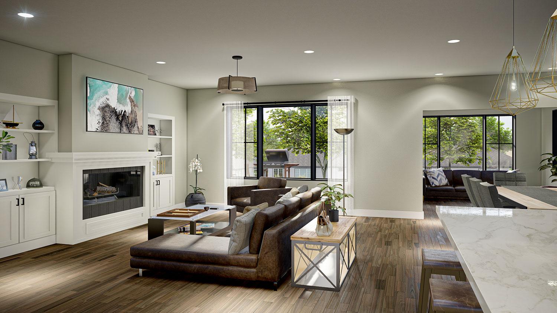 Siesta Hills Patio B Living Room
