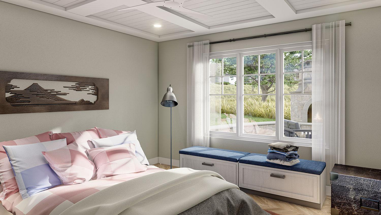 Patio C Bedroom