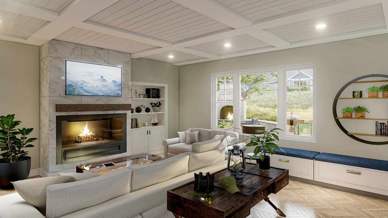 Patio C Living Room