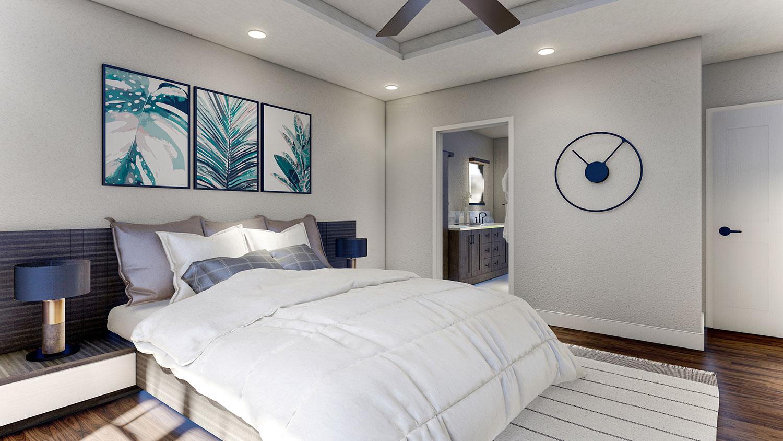 Siesta Hills Quadplex Bedroom