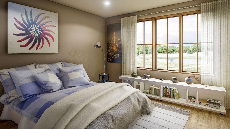 Siesta Hills Walkout C Bedroom